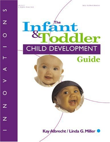 Infant and Toddler Child Development Guide   2001 9780876592595 Front Cover