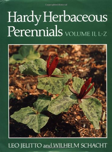 Hardy Herbaceous Perennials  3rd 1990 (Revised) 9780881921595 Front Cover