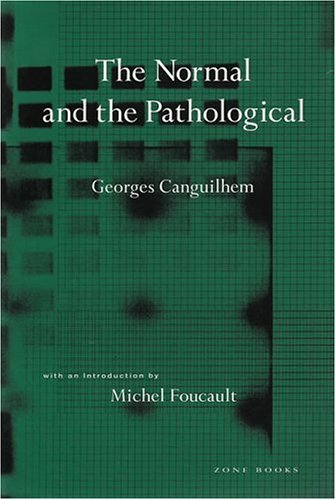 Normal and the Pathological   1989 (Reprint) edition cover