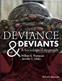Deviance and Deviants A Sociological Approach  2017 9781118604595 Front Cover
