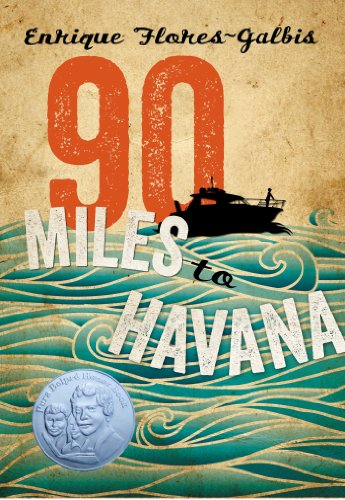 90 Miles to Havana   2012 edition cover