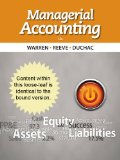 Managerial Accounting:   2013 edition cover