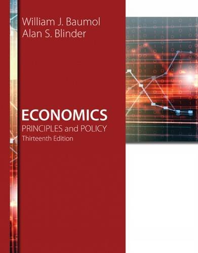 Economics: Principles and Policy  2015 edition cover