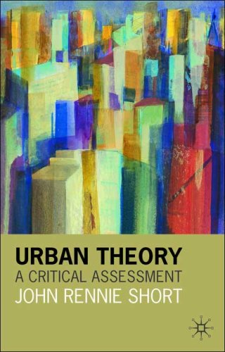 Urban Theory A Critical Assessment  2006 edition cover