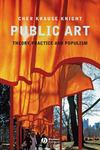Public Art Theory, Practice and Populism  2008 9781405155595 Front Cover