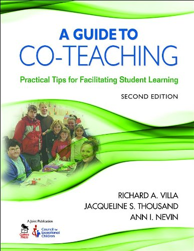 Guide to Co-Teaching Practical Tips for Facilitating Student Learning 2nd 2008 edition cover