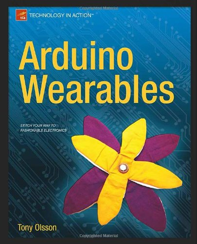 Arduino Wearables   2012 edition cover