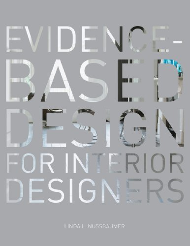 Evidence-Based Design for Interior Designers   2009 edition cover