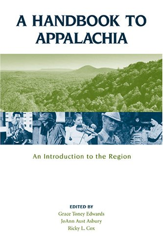 Handbook to Appalachia An Introduction to the Region  2006 edition cover