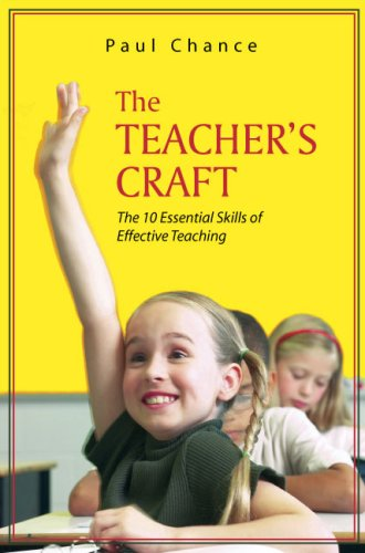 Teacher's Craft The 10 Essential Skills of Effective Teaching N/A edition cover