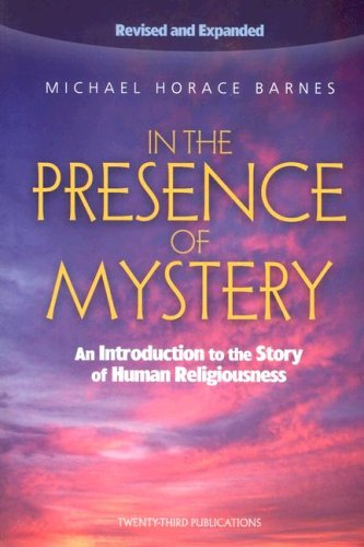 In the Presence of Mystery  2003 edition cover
