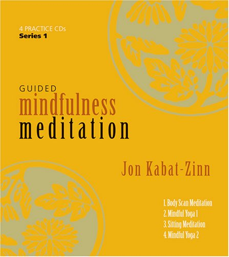 Guided Mindfulness Meditation  2005 edition cover