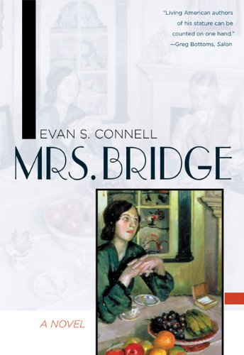 Mrs. Bridge   2005 9781593760595 Front Cover