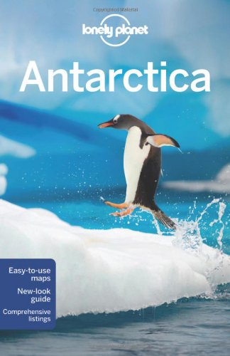 ANTARCTICA 5 (INGL�S)  5th 2012 (Revised) edition cover