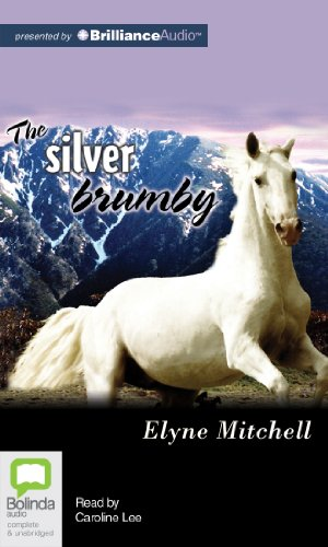 The Silver Brumby:   2013 edition cover