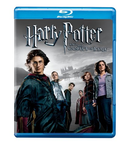 Harry Potter and the Goblet of Fire [Blu-ray] System.Collections.Generic.List`1[System.String] artwork