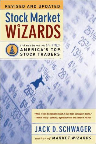 Stock Market Wizards Interviews with America's Top Stock Traders  2003 edition cover