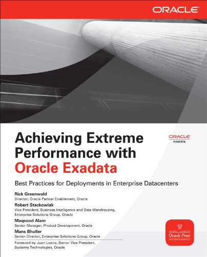Achieving Extreme Performance with Oracle Exadata   2011 9780071752596 Front Cover