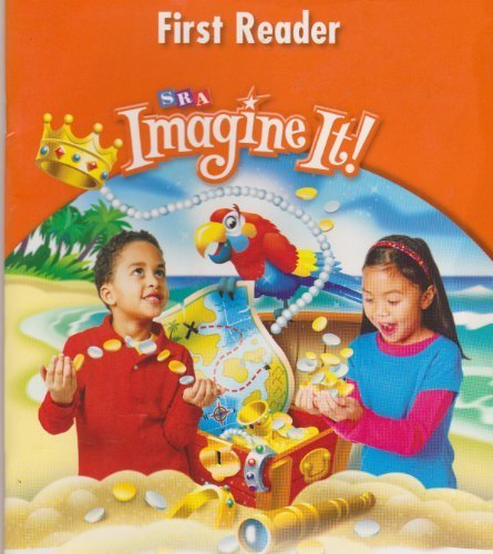 IMAGINE IT!-FIRST READER,LEVEL 1st 9780076096596 Front Cover