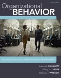 Organizational Behavior: Improving Performance and Commitment in the Workplace  2014 edition cover