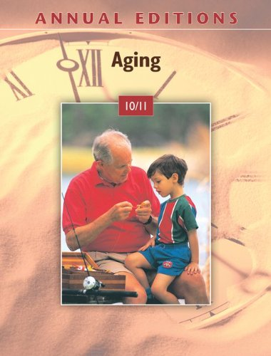 Aging 10/11 23rd 2011 9780078050596 Front Cover