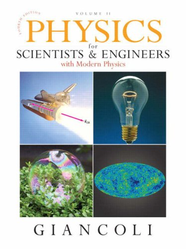 Physics for Scientists and Engineers With Modern Physics 4th 2008 (Revised) edition cover