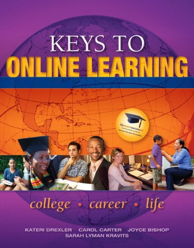 Keys to Online Learning   2012 (Revised) edition cover
