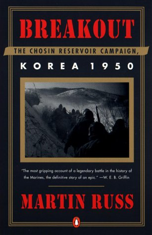 Breakout The Chosin Reservoir Campaign, Korea 1950 N/A edition cover
