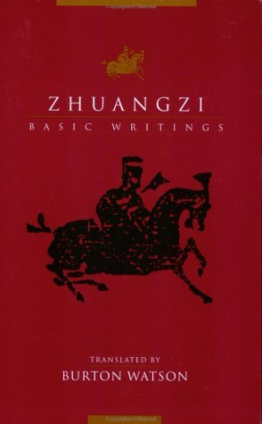 Zhuangzi Basic Writings  2003 edition cover