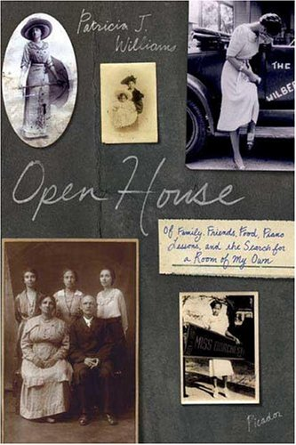 Open House Of Family, Friends, Food, Piano Lessons, and the Search for a Room of My Qwn N/A edition cover