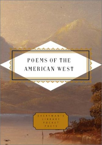 Poems of the American West  N/A edition cover