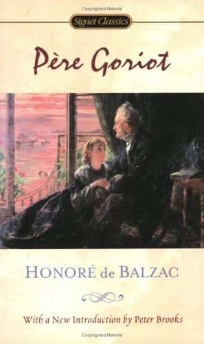 Pere Goriot   2004 (Revised) edition cover