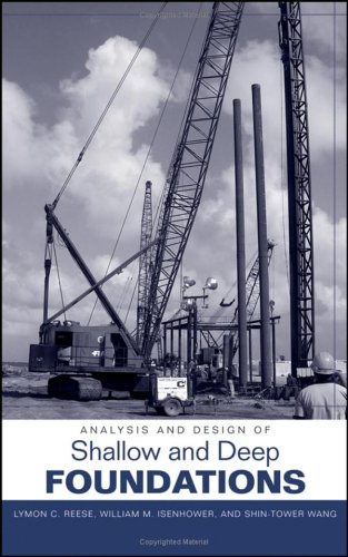 Analysis and Design of Shallow and Deep Foundations   2006 9780471431596 Front Cover
