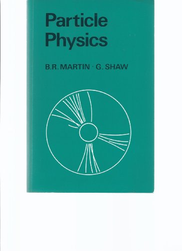 Particle Physics   1992 9780471923596 Front Cover