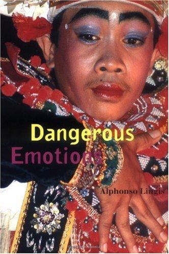 Dangerous Emotions   2000 edition cover