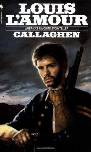 Callaghen   1972 9780553247596 Front Cover