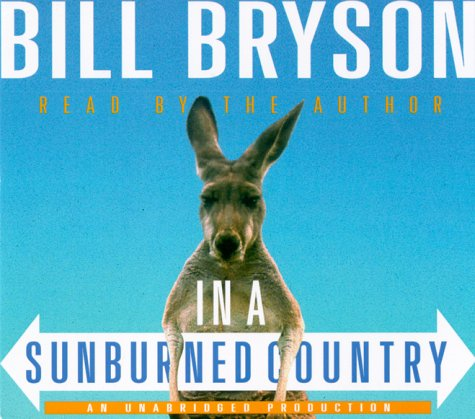 In a Sunburned Country Unabridged 9780553502596 Front Cover