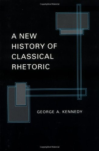 New History of Classical Rhetoric   1995 edition cover