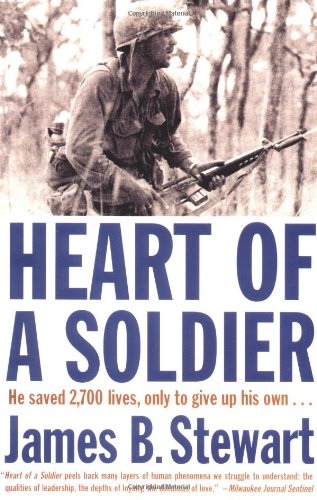 Heart of a Soldier   2003 (Reprint) edition cover