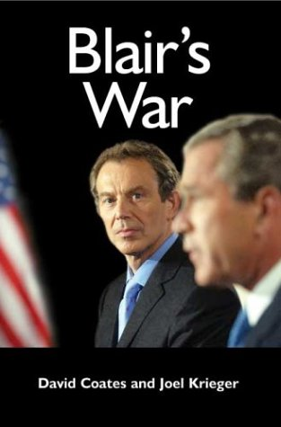 Blair's War   2004 edition cover