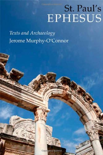 St. Paul's Ephesus Texts and Archaeology  2008 edition cover