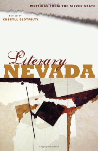 Literary Nevada Writings from the Silver State  2008 9780874177596 Front Cover