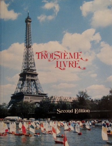 French Three Years 1st (Workbook) edition cover