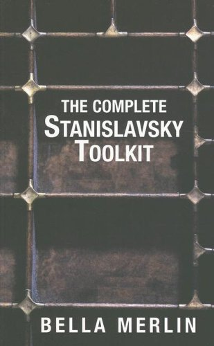 Complete Stanislavsky Toolkit  2007 (Annotated) edition cover
