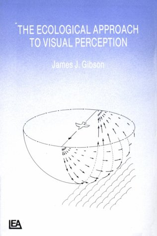 Ecological Approach to Visual Perception   1986 edition cover
