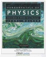 Fundamentals of Physics  9th 2011 9781118115596 Front Cover