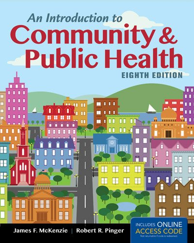 Introduction to Community and Public Health  8th 2015 edition cover