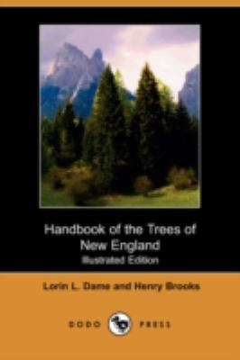 Handbook of the Trees of New England  N/A 9781406599596 Front Cover