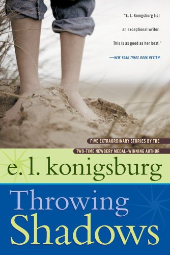 Throwing Shadows   2007 edition cover