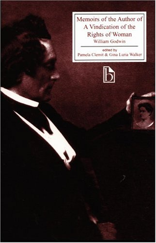 Memoirs of the Author of 'A Vindication of the Rights of Woman'   2001 edition cover